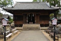 Feng Yuji Shrine Spot Japan Royalty Free Stock Photography