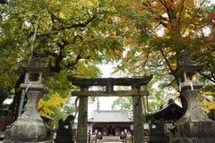 Feng Yuji Shrine Spot Japan Royalty Free Stock Photo
