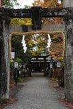 Feng Yuji Shrine Spot Japan Stock Photos