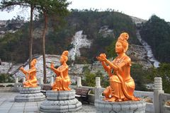 Free Fenghua City,Zhejiang ,China Stock Image - 50272881