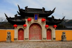 Fenghua city,Zhejiang ,China Stock Photography