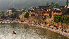 Fenghuang, Κίνα Στοκ εικόνα με δικαίωμα ελεύθερης χρήσης