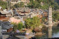 Fenghuang, Κίνα Στοκ Εικόνα