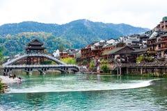 Fenghuang, Κίνα Στοκ φωτογραφία με δικαίωμα ελεύθερης χρήσης