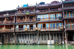 Fenghuang, Κίνα Στοκ φωτογραφίες με δικαίωμα ελεύθερης χρήσης