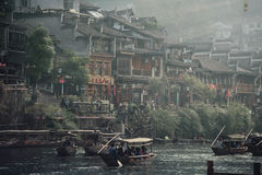 Fenghuang Στοκ φωτογραφία με δικαίωμα ελεύθερης χρήσης