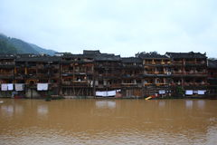 Fenghuang ancient city, China Stock Image