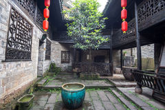Fenghuang ancient city museum Stock Photos