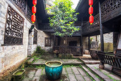 Fenghuang ancient city museum Royalty Free Stock Images
