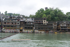 Fenghuang ancient city Stock Image