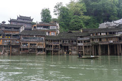 Fenghuang ancient city Royalty Free Stock Photography