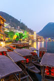 Fenghuang ancient town China Stock Photo
