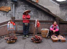 Fenghuang Ancient Town in Hunan, China Stock Images
