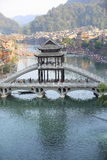 Fenghuang ancient town Royalty Free Stock Photos