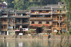 Fenghuang ancient town Stock Photos