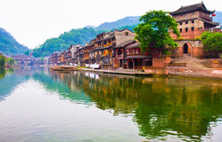 Fenghuang, China Foto de Stock Royalty Free