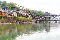Fenghuang, China Imagens de Stock Royalty Free