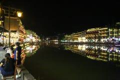 Fenghuang, China Imágenes de archivo libres de regalías