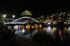 Fenghuang, China Imagen de archivo libre de regalías