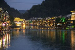Fenghuang, China Royalty Free Stock Image
