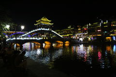 Fenghuang, Chiny Obraz Royalty Free