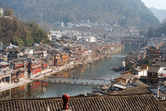 Fenghuang County Royalty Free Stock Photography