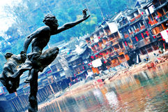 Fenghuang Royalty Free Stock Photo