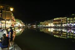 Fenghuang Kina Arkivfoto