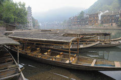 Fenghuang in morning light Royalty Free Stock Photo