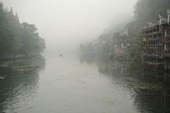 Fenghuang in morning light Stock Photos