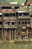 FengHuang stad Royaltyfria Foton