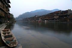 Fenghuang-Stadt Stockfotografie