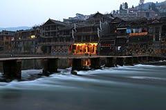 Fenghuang-Stadt Stockbild