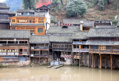 Fenghuang View Stock Photography