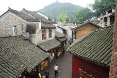 Fenghuang Village china Stock Images