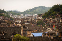 Fenghuang village China Royalty Free Stock Photography