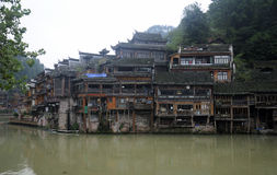Fenghuang Village China Royalty Free Stock Photos