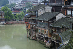 Fenghuang Village China Royalty Free Stock Photo