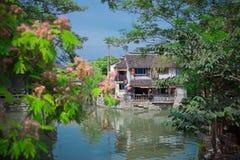 Fengjin miasteczko Szanghaj Chiny Zdjęcia Royalty Free