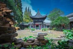 Fengjin miasteczko Szanghaj Chiny Zdjęcie Royalty Free