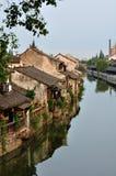 Fengjing stad Shanghai Arkivfoto