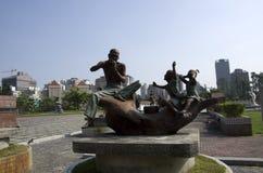 Fengle Sculpture Park Taichung Taiwan Stock Photos