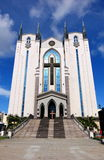 Fengshan kościół prezbiteriański w Tajwan Obrazy Stock