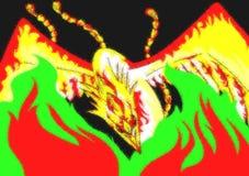 feniks Obrazy Royalty Free