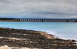 Fenit bridge Stock Photos
