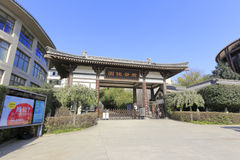 Fenjingjiayuan, the luxury residential area of xian city, adobe rgb Stock Photos