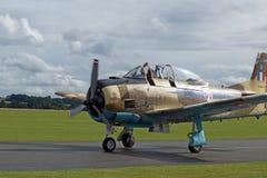 Fenka 119 samolot Fotografia Royalty Free