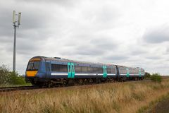 Fenlands stopper commuter service Stock Photos
