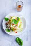 Fennel and apple salad Stock Photography