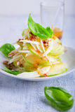 Fennel and apple salad Royalty Free Stock Images
